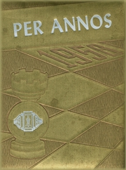 1958 Edition, East Syracuse High School - Per Annos Yearbook (East Syracuse, NY)