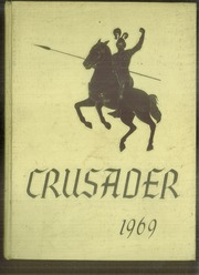 1969 Edition, Holy Family High School - Crusader Yearbook (Massena, NY)