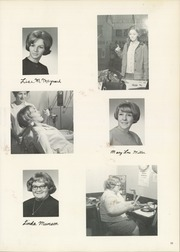 Holy Family High School - Crusader Yearbook (Massena, NY) online yearbook collection, 1969 Edition, Page 39