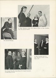 Page 9, 1969 Edition, Holy Family High School - Crusader Yearbook (Massena, NY) online yearbook collection