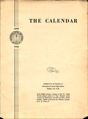 Page 3, 1942 Edition, Hutchinson Central High School - Calendar Yearbook (Buffalo, NY) online yearbook collection