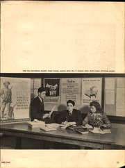 Page 7, 1942 Edition, Hutchinson Central High School - Calendar Yearbook (Buffalo, NY) online yearbook collection