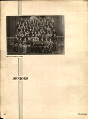 Page 8, 1942 Edition, Hutchinson Central High School - Calendar Yearbook (Buffalo, NY) online yearbook collection