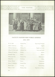 Page 12, 1935 Edition, Painted Post High School - Poster Yearbook (Painted Post, NY) online yearbook collection