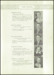 Page 17, 1935 Edition, Painted Post High School - Poster Yearbook (Painted Post, NY) online yearbook collection
