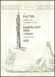 Page 6, 1935 Edition, Painted Post High School - Poster Yearbook (Painted Post, NY) online yearbook collection