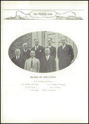 Page 10, 1936 Edition, Painted Post High School - Poster Yearbook (Painted Post, NY) online yearbook collection