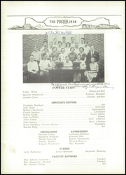 Page 8, 1936 Edition, Painted Post High School - Poster Yearbook (Painted Post, NY) online yearbook collection
