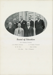 Page 14, 1937 Edition, Painted Post High School - Poster Yearbook (Painted Post, NY) online yearbook collection