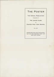 Page 7, 1937 Edition, Painted Post High School - Poster Yearbook (Painted Post, NY) online yearbook collection