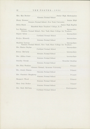 Page 16, 1938 Edition, Painted Post High School - Poster Yearbook (Painted Post, NY) online yearbook collection