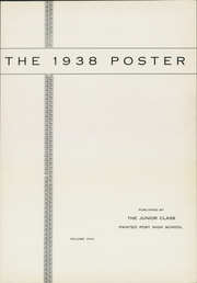 Page 5, 1938 Edition, Painted Post High School - Poster Yearbook (Painted Post, NY) online yearbook collection