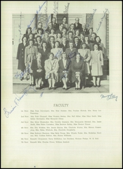 Page 12, 1945 Edition, Painted Post High School - Poster Yearbook (Painted Post, NY) online yearbook collection