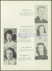 Page 17, 1945 Edition, Painted Post High School - Poster Yearbook (Painted Post, NY) online yearbook collection