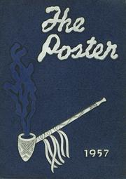 1957 Edition, Painted Post High School - Poster Yearbook (Painted Post, NY)