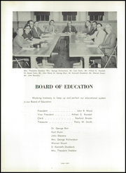 Page 12, 1958 Edition, Painted Post High School - Poster Yearbook (Painted Post, NY) online yearbook collection