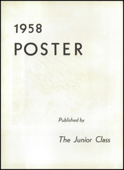 Page 6, 1958 Edition, Painted Post High School - Poster Yearbook (Painted Post, NY) online yearbook collection