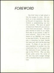 Page 9, 1958 Edition, Painted Post High School - Poster Yearbook (Painted Post, NY) online yearbook collection