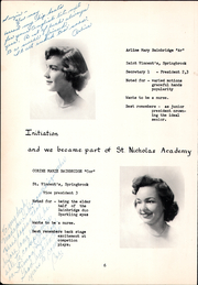 Page 10, 1954 Edition, Bishop OHern High School - Vistas Yearbook (Buffalo, NY) online yearbook collection