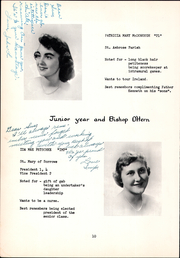 Page 14, 1954 Edition, Bishop OHern High School - Vistas Yearbook (Buffalo, NY) online yearbook collection