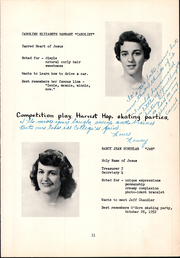 Page 15, 1954 Edition, Bishop OHern High School - Vistas Yearbook (Buffalo, NY) online yearbook collection