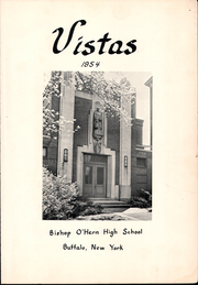 Page 5, 1954 Edition, Bishop OHern High School - Vistas Yearbook (Buffalo, NY) online yearbook collection