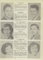 Page 11, 1952 Edition, Whitesville High School - Wycenian Yearbook (Whitesville, NY) online yearbook collection