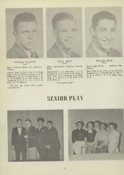 Page 12, 1952 Edition, Whitesville High School - Wycenian Yearbook (Whitesville, NY) online yearbook collection