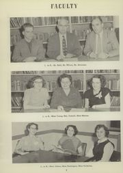 Page 8, 1952 Edition, Whitesville High School - Wycenian Yearbook (Whitesville, NY) online yearbook collection