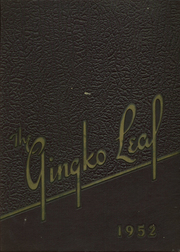 1952 Edition, Halsted School - Gingko Leaf Yearbook (Yonkers, NY)