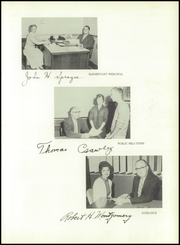 Page 13, 1960 Edition, Corinth High School - Corinthian Yearbook (Corinth, NY) online yearbook collection