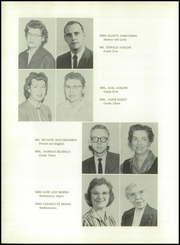 Page 14, 1960 Edition, Corinth High School - Corinthian Yearbook (Corinth, NY) online yearbook collection