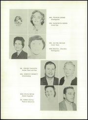 Page 16, 1960 Edition, Corinth High School - Corinthian Yearbook (Corinth, NY) online yearbook collection
