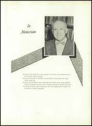 Page 7, 1960 Edition, Corinth High School - Corinthian Yearbook (Corinth, NY) online yearbook collection