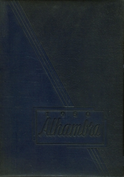 1950 Edition, Washington Irving High School - Alhambra Yearbook (Tarrytown, NY)