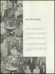 Page 10, 1950 Edition, Washington Irving High School - Alhambra Yearbook (Tarrytown, NY) online yearbook collection