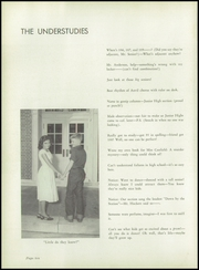 Page 14, 1950 Edition, Washington Irving High School - Alhambra Yearbook (Tarrytown, NY) online yearbook collection