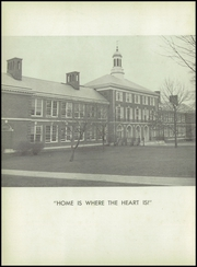 Page 6, 1950 Edition, Washington Irving High School - Alhambra Yearbook (Tarrytown, NY) online yearbook collection