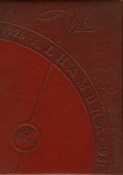 1951 Edition, Washington Irving High School - Alhambra Yearbook (Tarrytown, NY)