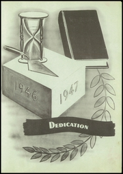 Page 5, 1947 Edition, Greenwood Central High School - Triple Terrace Yearbook (Greenwood, NY) online yearbook collection