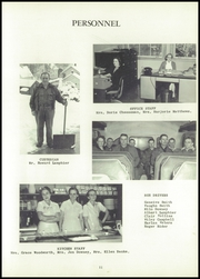 Page 15, 1958 Edition, Greenwood Central High School - Triple Terrace Yearbook (Greenwood, NY) online yearbook collection