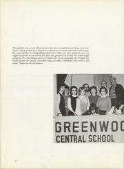 Page 10, 1971 Edition, Greenwood Central High School - Triple Terrace Yearbook (Greenwood, NY) online yearbook collection