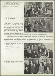 Page 11, 1940 Edition, Fosdick Masten Park High School - Chronicle Yearbook (Buffalo, NY) online yearbook collection