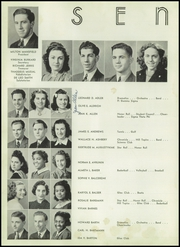 Page 14, 1940 Edition, Fosdick Masten Park High School - Chronicle Yearbook (Buffalo, NY) online yearbook collection