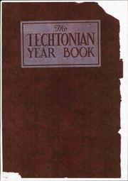 Technical High School - Techtonian Yearbook (Buffalo, NY) online yearbook collection, 1927 Edition, Page 1