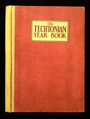 Technical High School - Techtonian Yearbook (Buffalo, NY) online yearbook collection, 1928 Edition, Page 1