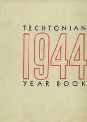 Technical High School - Techtonian Yearbook (Buffalo, NY) online yearbook collection, 1944 Edition, Page 1