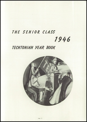 Page 15, 1946 Edition, Technical High School - Techtonian Yearbook (Buffalo, NY) online yearbook collection