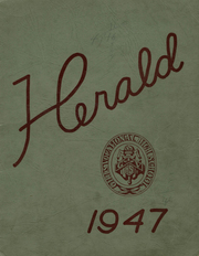 Page 1, 1947 Edition, Girls Vocational High School - Herald Yearbook (Buffalo, NY) online yearbook collection