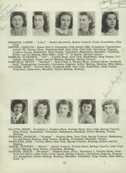 Page 16, 1947 Edition, Girls Vocational High School - Herald Yearbook (Buffalo, NY) online yearbook collection